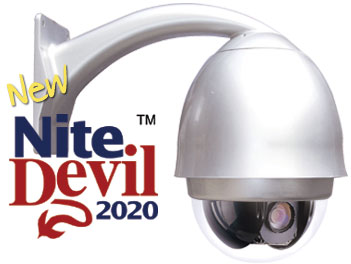 New PTZ with NiteDevil2020 technology